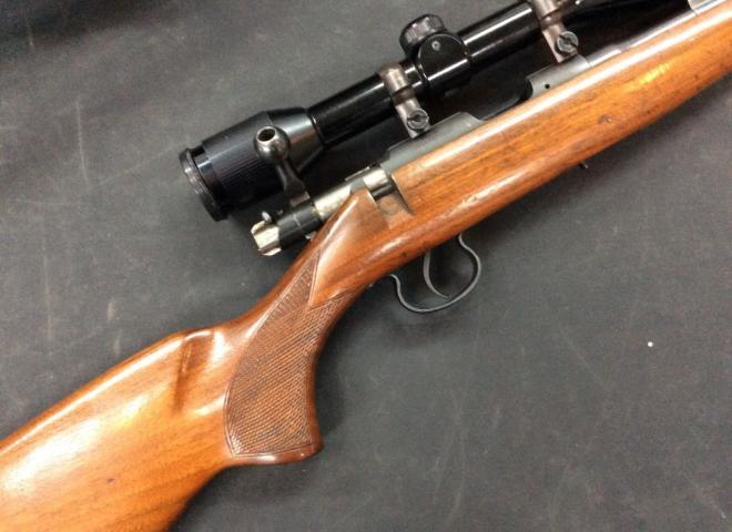BRNO .22 Magnum 452