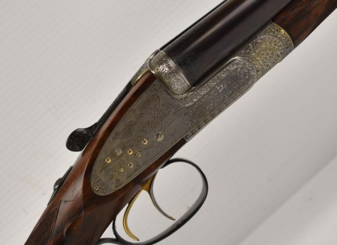 Brown, A. A. & Sons 12 gauge Supreme de Luxe