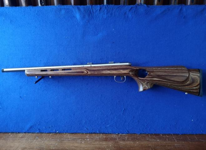 Savage Arms .22 LR Mark II BTVS