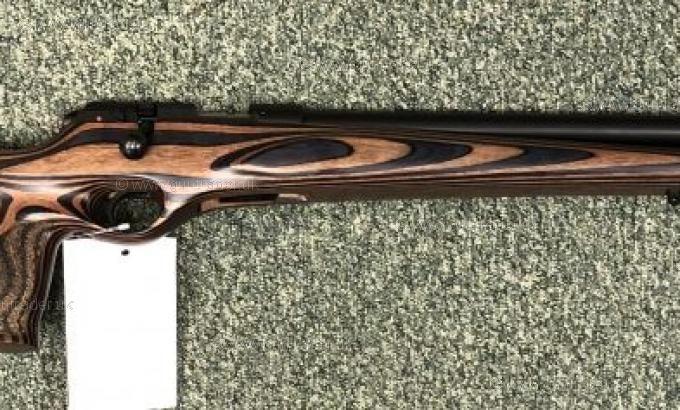 CZ .22 LR CZ 457 (Thumbhole Stock)