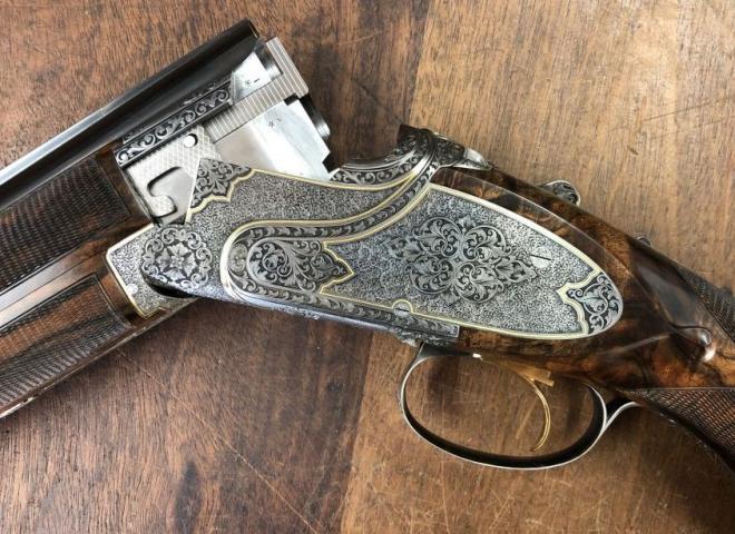 Browning 12 gauge B25 Special Martens