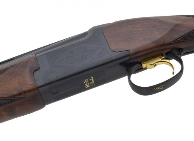 Browning 12 gauge B525 Black Shadow (SPORTER)