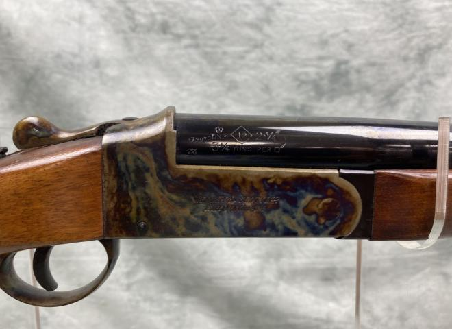 Webley & Scott 12 gauge