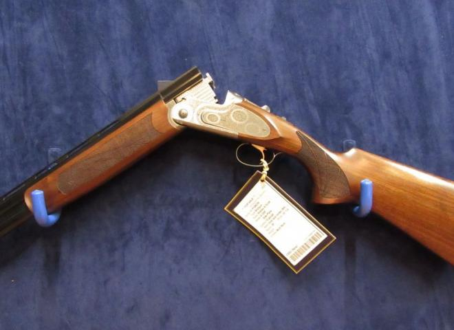 Webley & Scott 12 gauge 912SP (Side Plate)