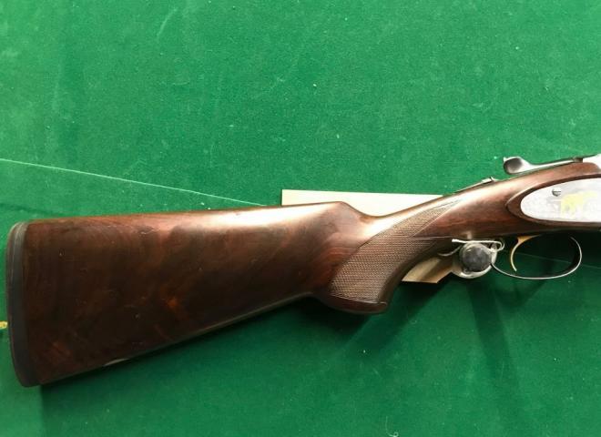 Beretta 20 gauge 687 EL II (687 EL II)