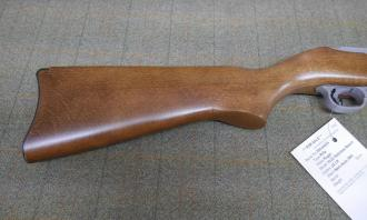 Ruger .22 LR 10/22 Stainless Beech - Image 1