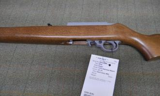 Ruger .22 LR 10/22 Stainless Beech - Image 5
