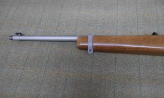 Ruger .22 LR 10/22 Stainless Beech - Image 6