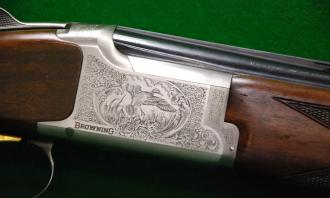 Browning 12 gauge B525 Game One (Factory Left Hand -) - Image 4