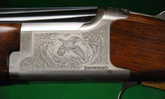 Browning 12 gauge B525 Game One (Factory Left Hand -) - Image 6