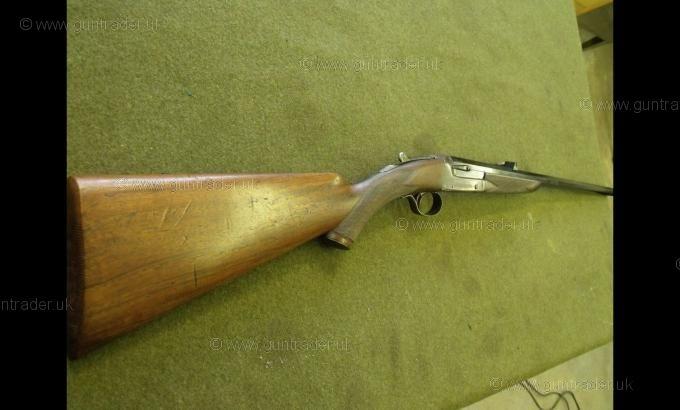 Holland & Holland .22 LR ex rook rifle (Sporter/game)
