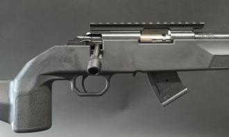 Howa .22 LR 1100 (Black) - Image 1