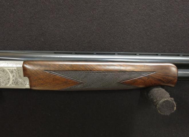 Miroku 12 gauge MK 60 Grade 5 (Game Fixed Choke)