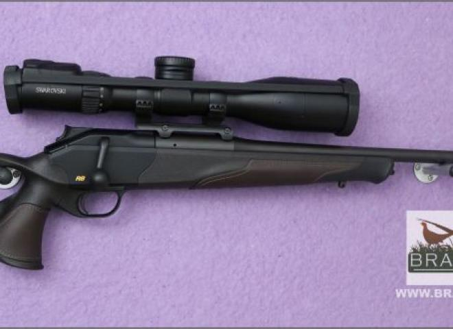 Blaser .308 R8 Ultimate Leather Adjustable