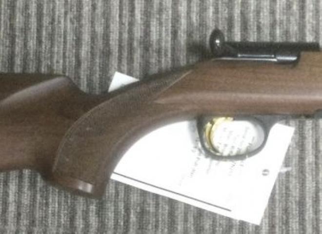 Browning .17 HMR T Bolt Sporter