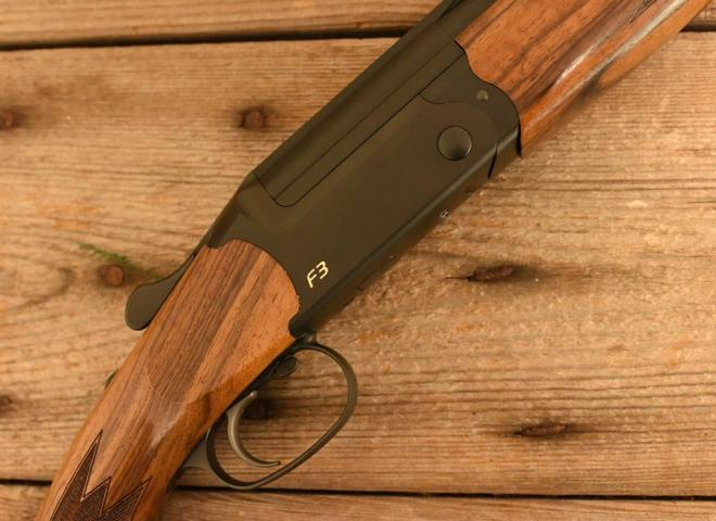 Blaser 12 gauge F3 Professional (GRADE 6 WOOD)