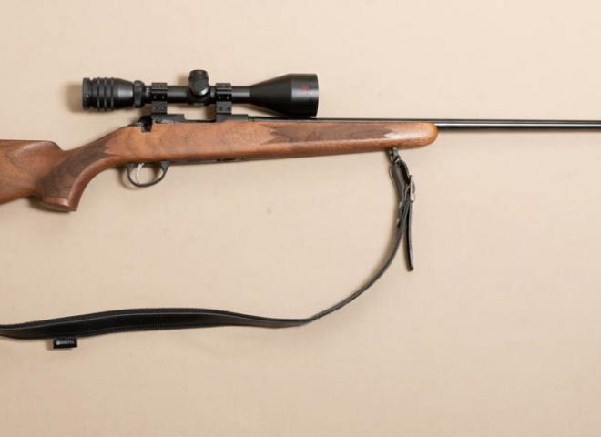 Sako .22 LR Finnfire II Hunter