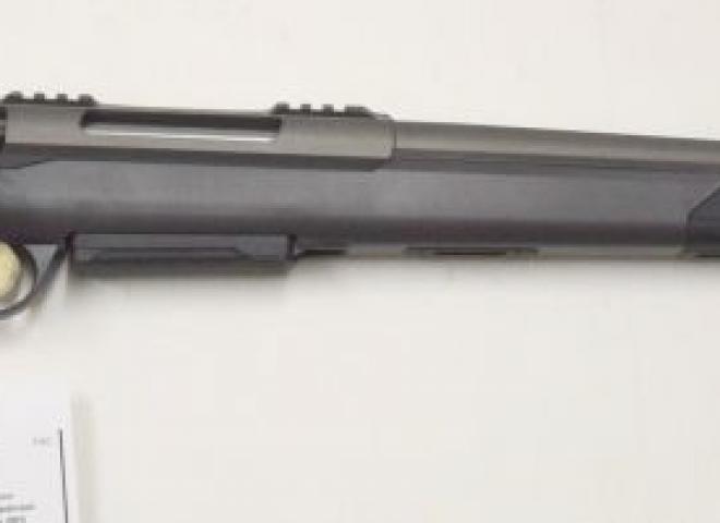 Sako 6.5mm Creedmoor S20 Precision