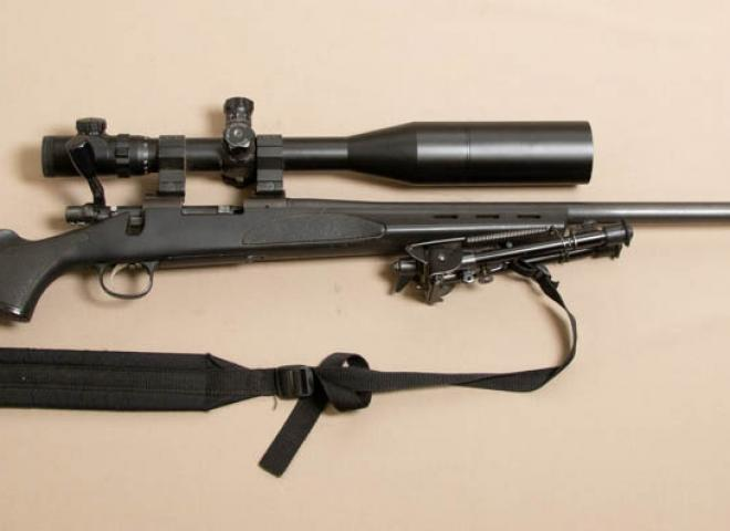 Remington .204 700 (B/A Rifle)