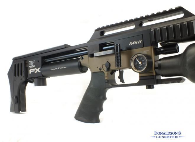 FX .35 Impact Mk II Sniper Edition Bronze