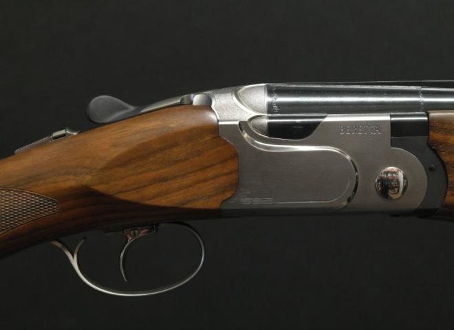 Beretta 12 gauge 692 Sporting (Adjustable)