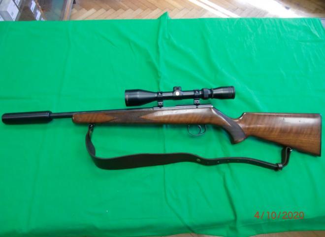 Anschutz .22 LR 1416