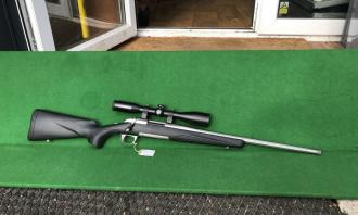 Browning .308 X Bolt Stainless Synthetic Stalker Fluted - Image 1