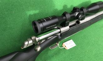 Browning .308 X Bolt Stainless Synthetic Stalker Fluted - Image 4