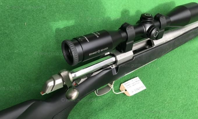Browning .308 X Bolt Stainless Synthetic Stalker Fluted