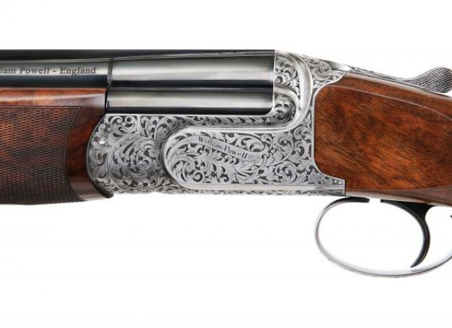 Powell, William 12 gauge Prestige