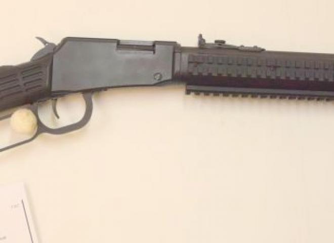 Mossberg .22 LR Model 464 (SPX Tactical)