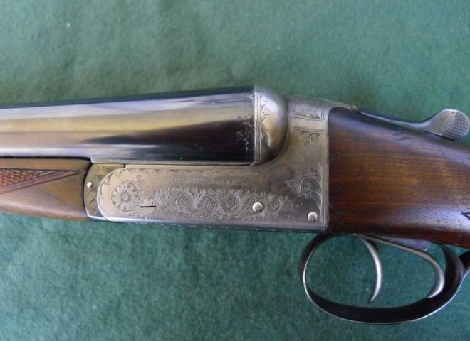 Tolley, J. & W. 12 gauge