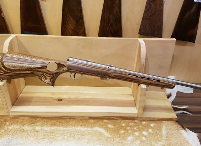 Savage Arms .22 LR Mark II BTVLS