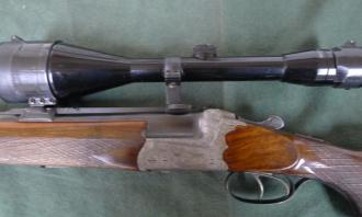 Austrian 20 gauge & 7 x 65 mm - Image 1
