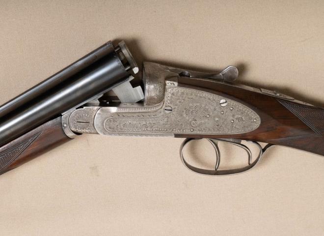 Eibar 12 gauge (Sidelock)