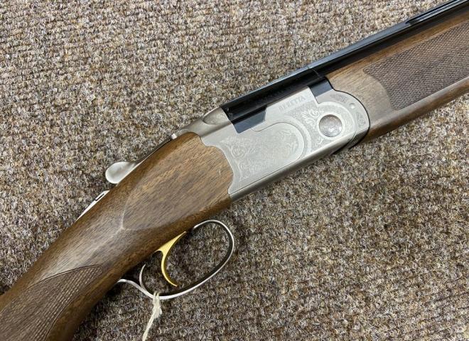 Beretta 12 gauge 686 Silver Pigeon 1 Adjustable Sport