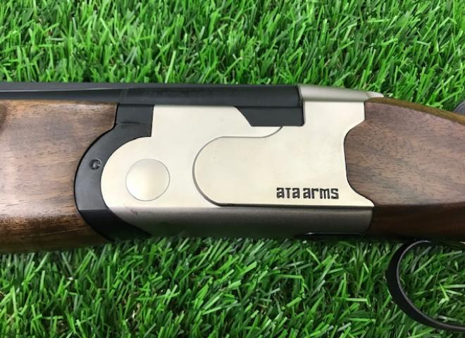 ATA 12 gauge SP Nickel (FINANCE AVAILABLE)