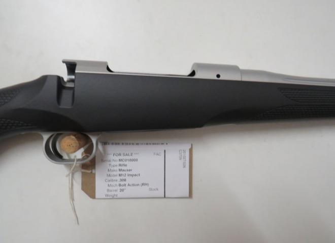 Mauser .308 M12 Impact