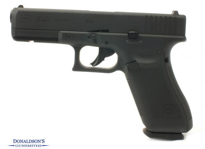 Glock .177 (BB) 17 Gen5