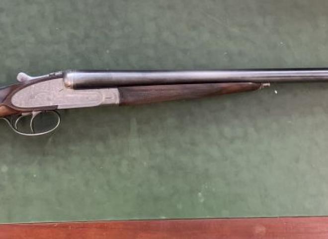 Somerton 12 gauge Silverpoint