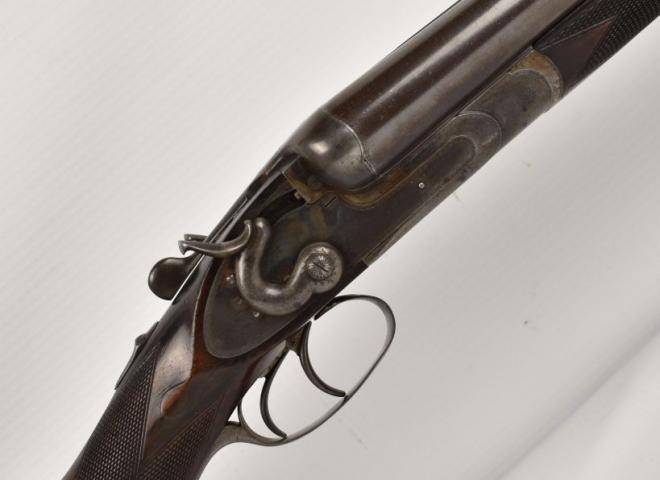 Scott, W. C. 08 gauge