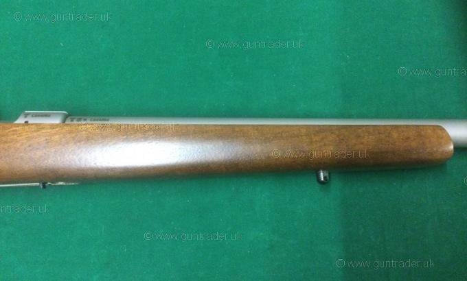 CZ .17 HMR 455 Varmint stainless