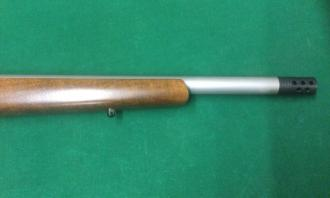 CZ .17 HMR 455 Varmint stainless - Image 4