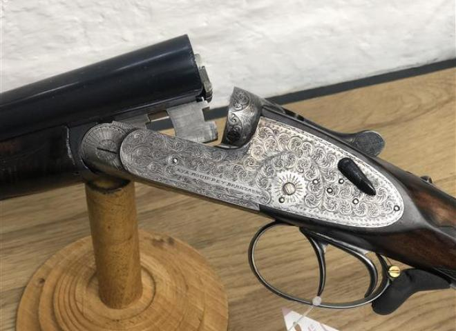 AYA 12 gauge No2