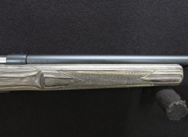 Browning .22 LR T Bolt Laminated Varmint (Screw Cut)