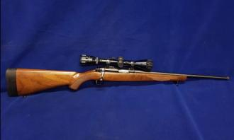 Ruger .22 LR M77/22 - Image 1
