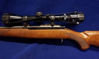 Ruger .22 LR M77/22 - Image 4