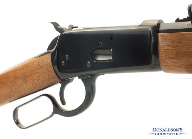 Rossi .38/.357 Magnum Puma (Blued Octagonal Barrel)