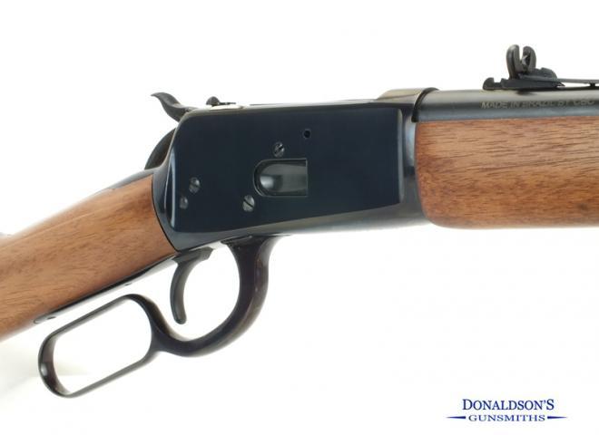 Rossi .38/.357 Magnum Puma (Blued Carbine)