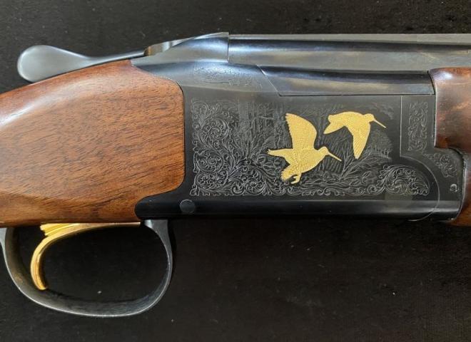Browning 20 gauge B725 Hunter Black Gold